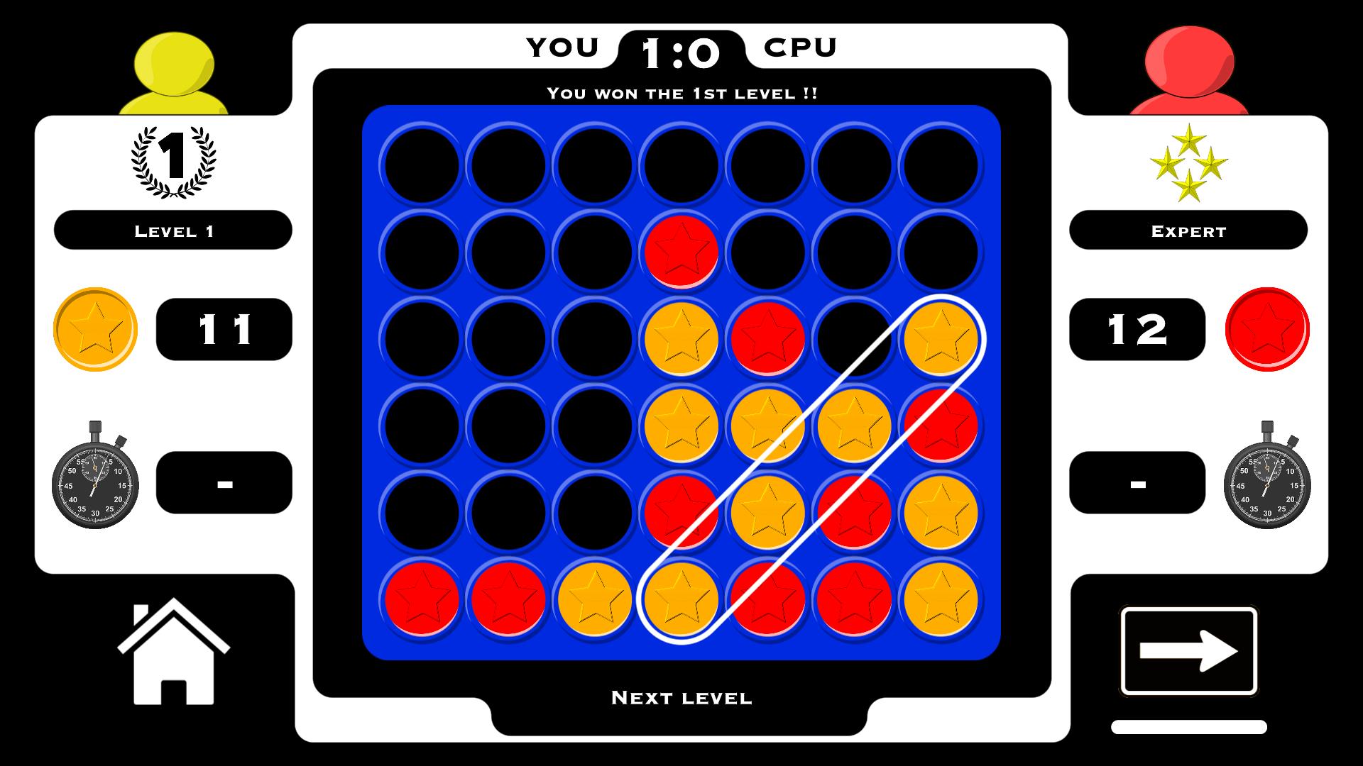 4 In A Row Board Game screenshot 5