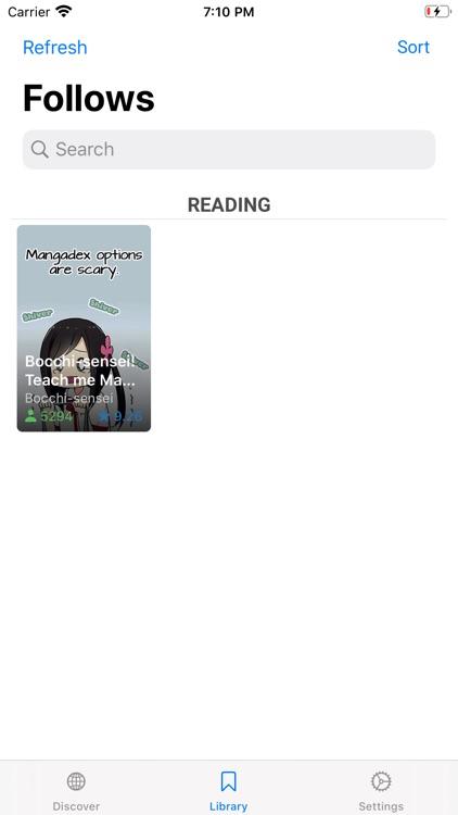 Paperback Manga Reader screenshot-9