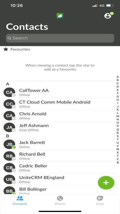 CT Cloud Communicator