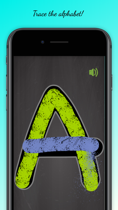 Colorful Alphabets screenshot 3