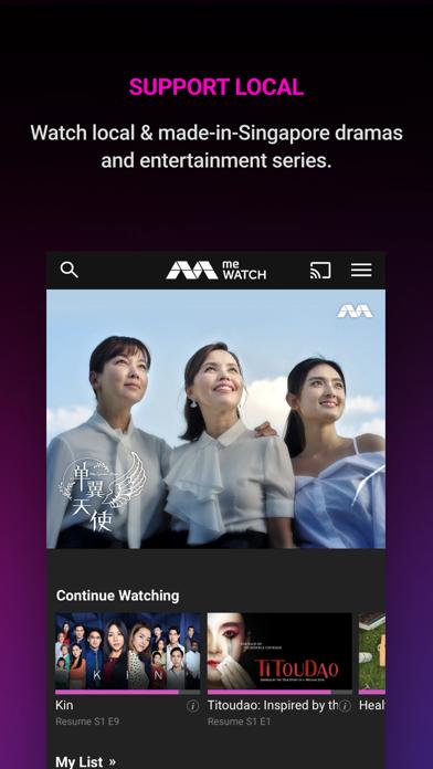 meWATCH - Video   Movies   TV screenshot one