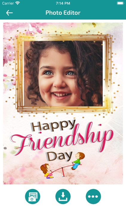 Friendship Day Photo Frame screenshot-3