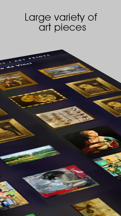 Art World - AR Art Gallery screenshot 3