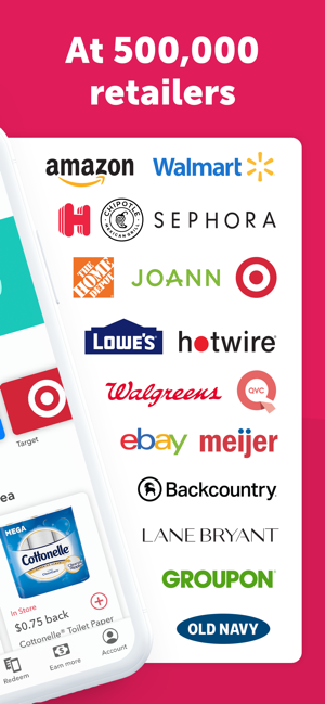 Ibotta Save Earn Cash Back On The App Store
