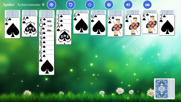 Spider Solitaire - Card Game screenshot-3