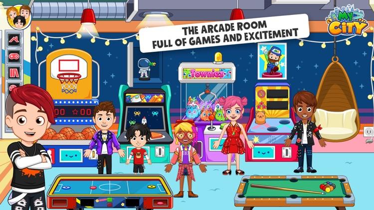 My City : Kids Club House screenshot-4