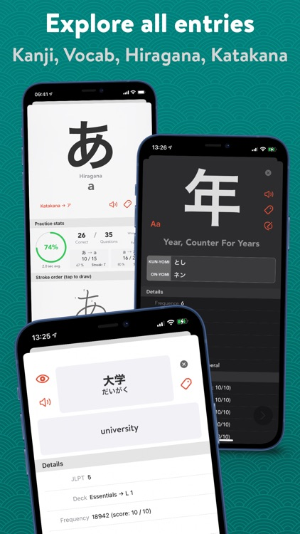 Benkyō: Learn Japanese screenshot-6