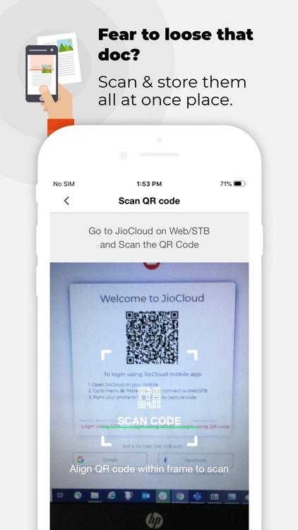 JioCloud screenshot-4