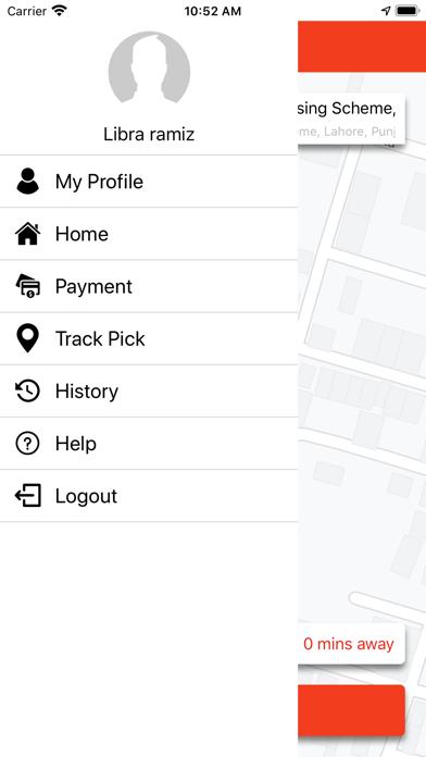 PickApp - DeliveryScreenshot of 4