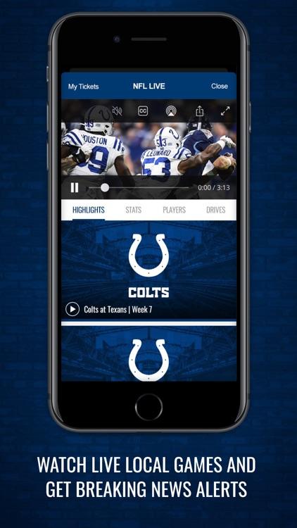 Indianapolis Colts screenshot-4