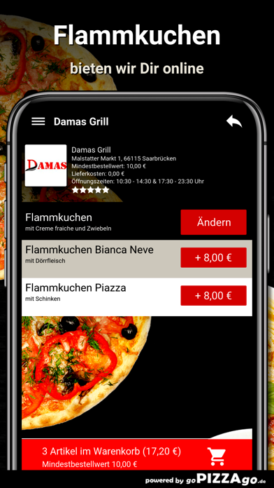 Damas Grill Saarbrücken screenshot 5
