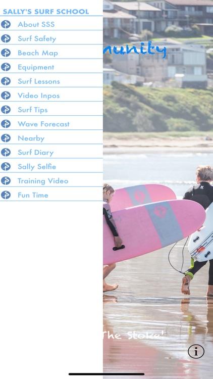 Sally's Surf School