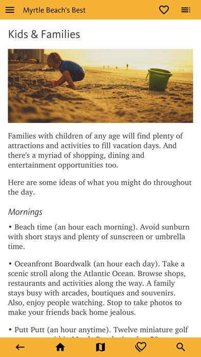 Myrtle Beach's Best Travel App screenshot 8