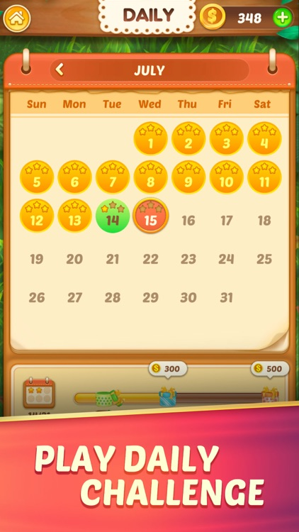 Word Colour-Puzzle Games screenshot-5