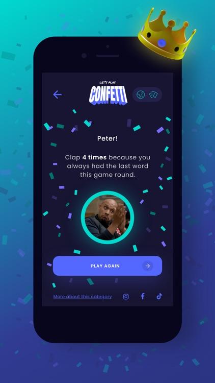 Confetti - Party game screenshot-4