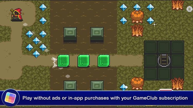 Wizard Golf RPG - GameClub screenshot-4
