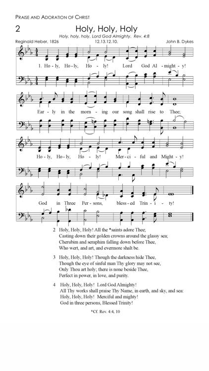 Christ In Song screenshot-0