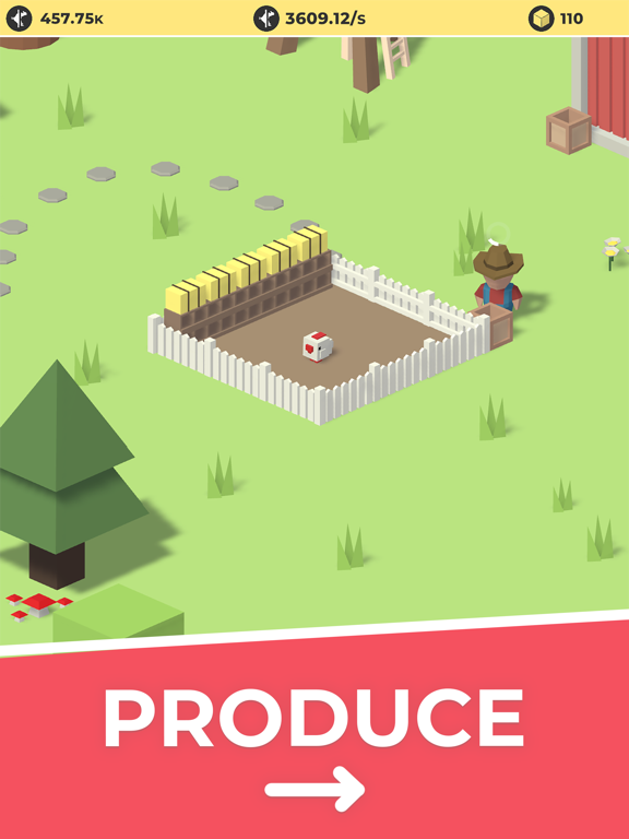 Idle Farmyard screenshot 10