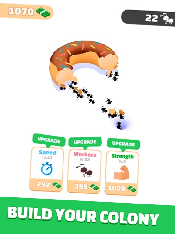 Idle Ants - Simulator Game screenshot 6