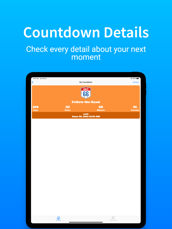 AppyRex Event Countdowns Pro screenshot 14