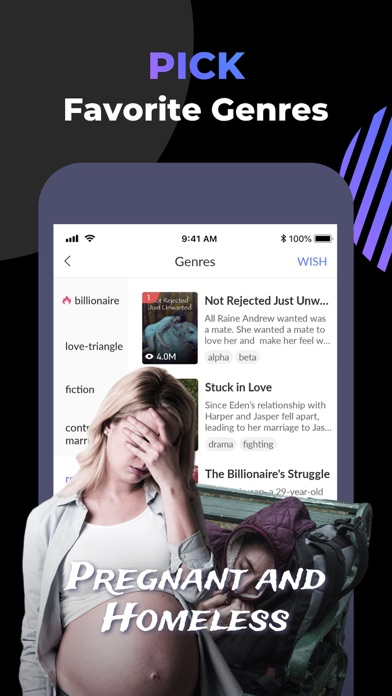 Readict - novels and more Screenshot