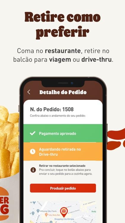 Burger King Brasil screenshot-4