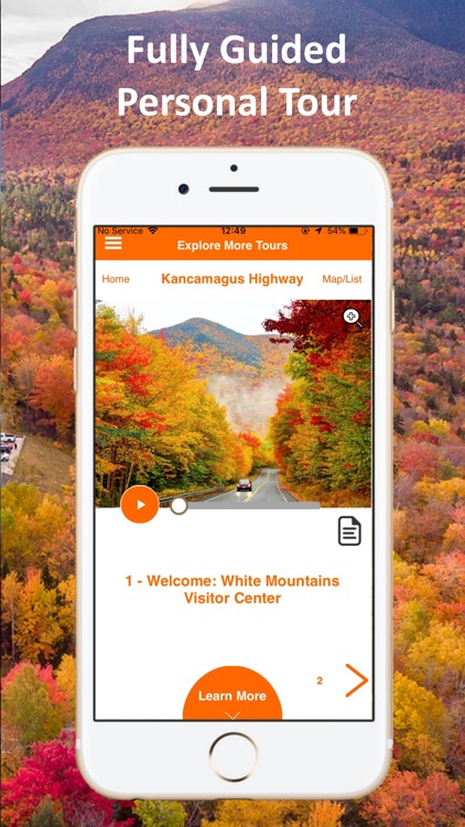 Kancamagus Highway Tour Guide