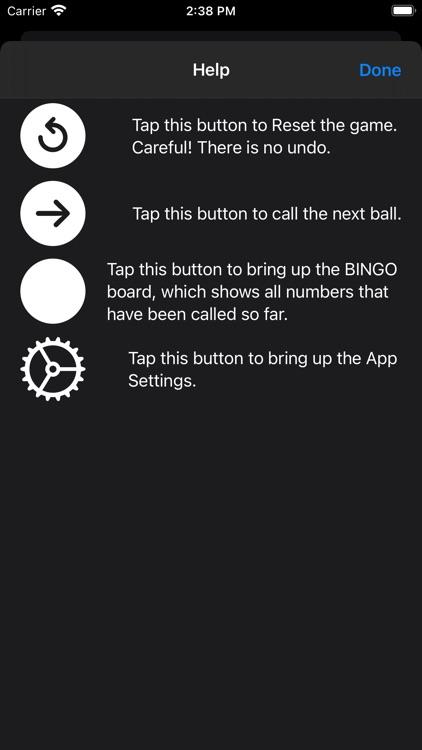 Simple BINGO Caller screenshot-4