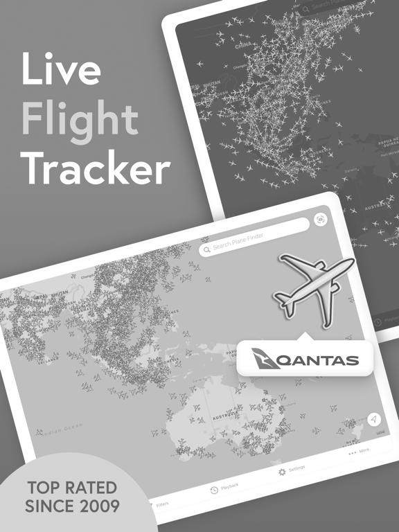 Plane Finder - Flight Tracker Screenshots