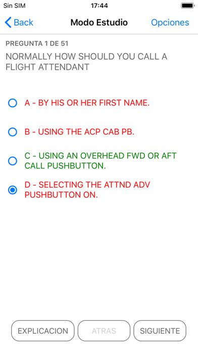 Preparate PPA Examen DGAC CL screenshot 3