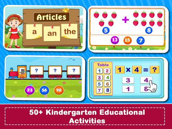 Learning Game Fun screenshot 8