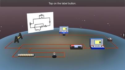 Electric Circuit Diagram screenshot 2