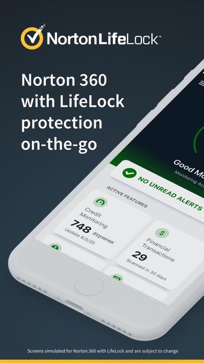 LifeLock for Norton 360 screenshot-0