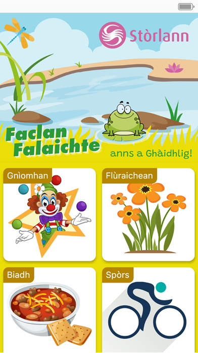 Faclan Falaichte screenshot 2