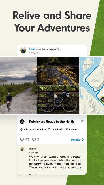 Komoot — Cycling & Hiking Maps screenshot-7