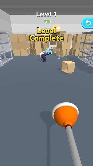 Vacuum Throw screenshot 3