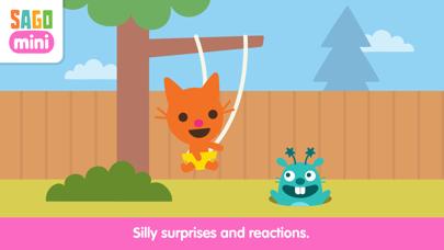 Sago Mini Babies Daycare screenshot 5