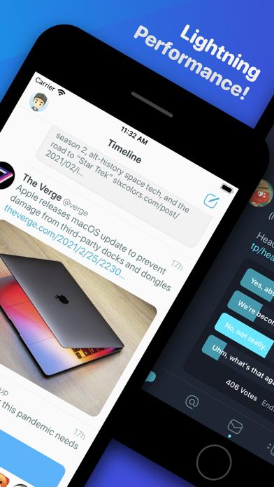 Tweetbot 6 for Twitter ScreenShot1
