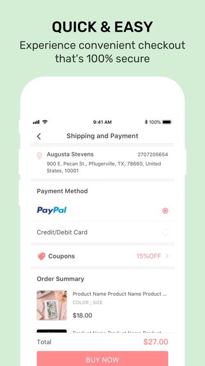 Flamingo Shop screenshot-4