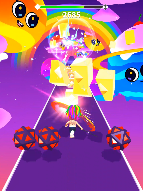 6ix9ine Runner screenshot 3