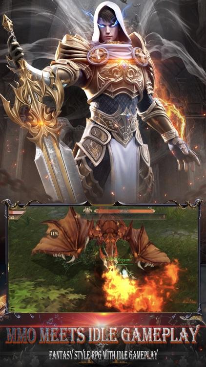 Immortal Raid screenshot-3