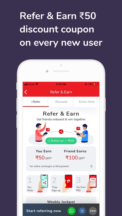 Airtel Thanks- Recharge & Bank screenshot-5