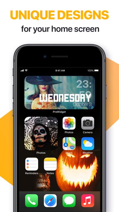 Icon Themer - Pro Widget screenshot 2