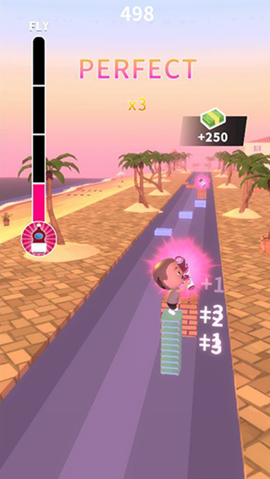 Doggface: Cranberry Skater screenshot 1