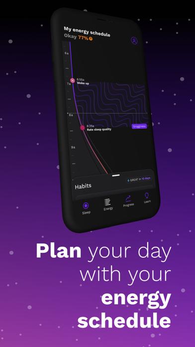 Rise: Sleep & Energy Trackerのおすすめ画像5