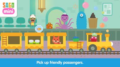 Sago Mini Train Adventure screenshot 3