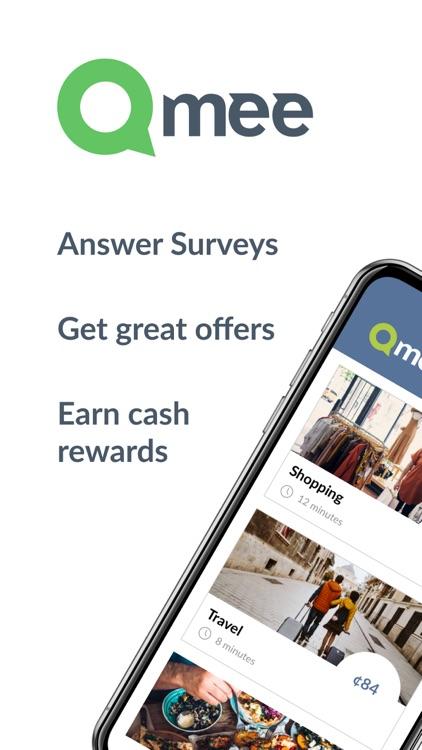 Qmee Surveys screenshot-4