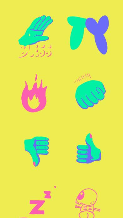Tdch Animated Stickers Screenshot