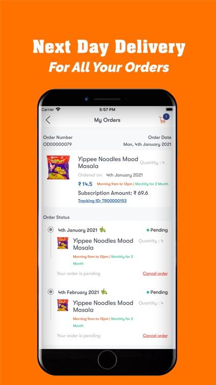 7Awake-Online Grocery Shopping screenshot-6
