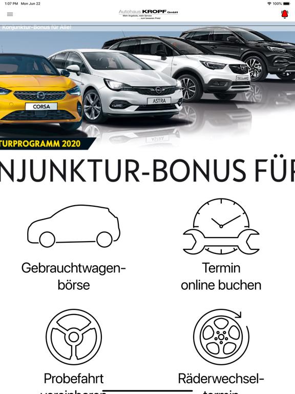 Autohaus Kropf GmbH screenshot 5